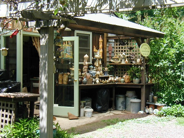 retirement from her nursing career several years ago sheilas become even more serious and passionate about her pottery the veranda of her studio offers an - Veranda Gardens Nursing Home