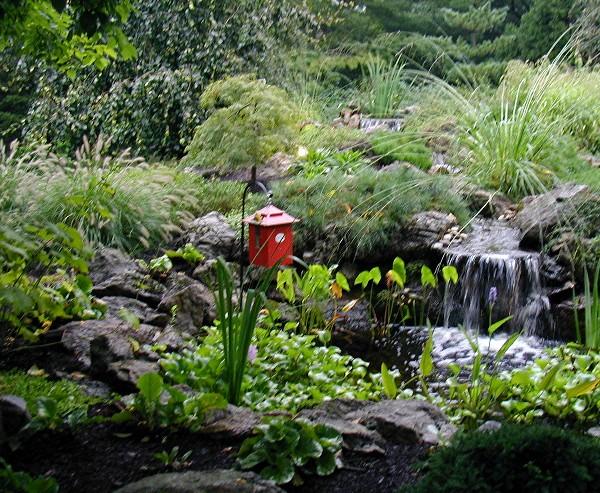 Small Memorial Garden