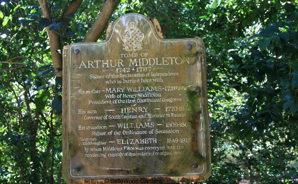 It Was Henry Middleton Who Envisioned The Gardens And Began Their Creation  In 1741, Reflecting The Grand Classic Style That Remained In Vogue In  Europe And ...